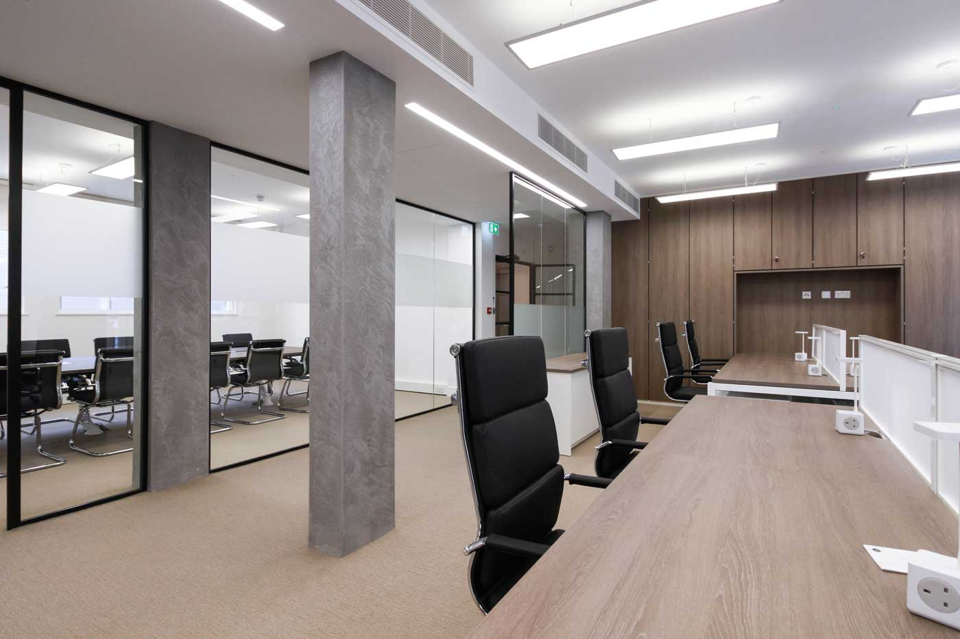 Bespoke Office Design