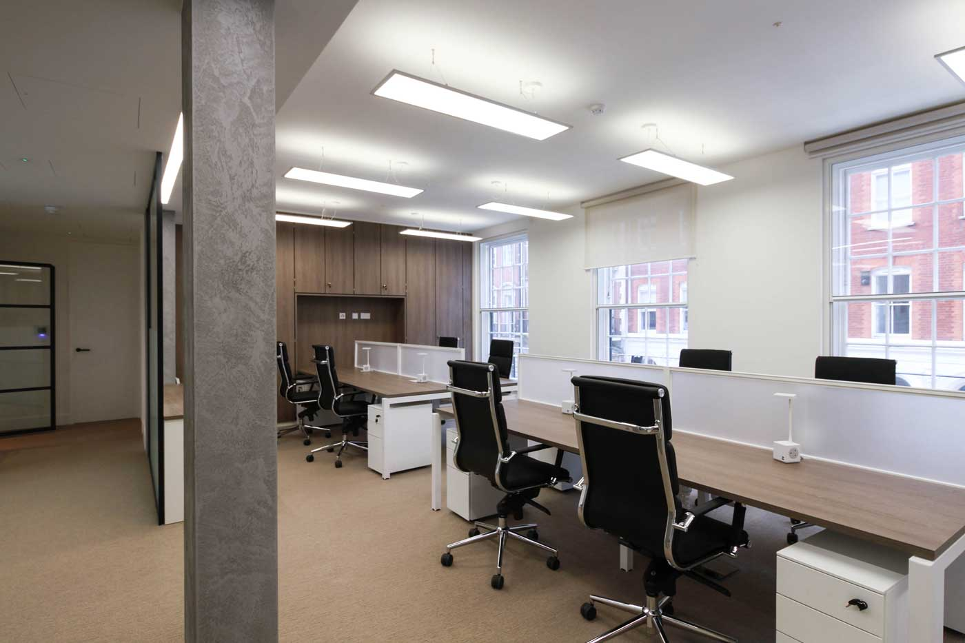 High Quality Office Design