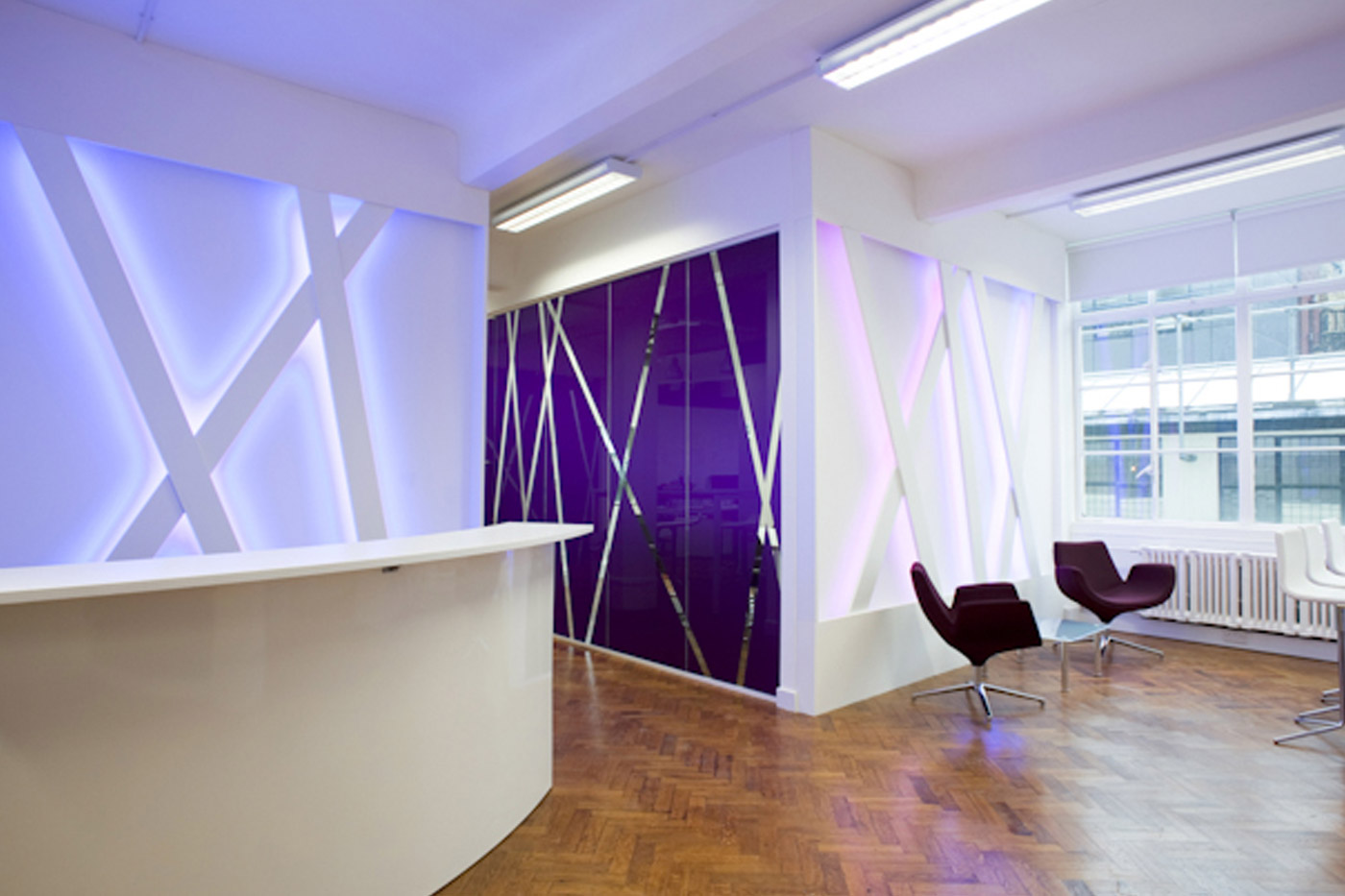 Bespoke Modern Offices