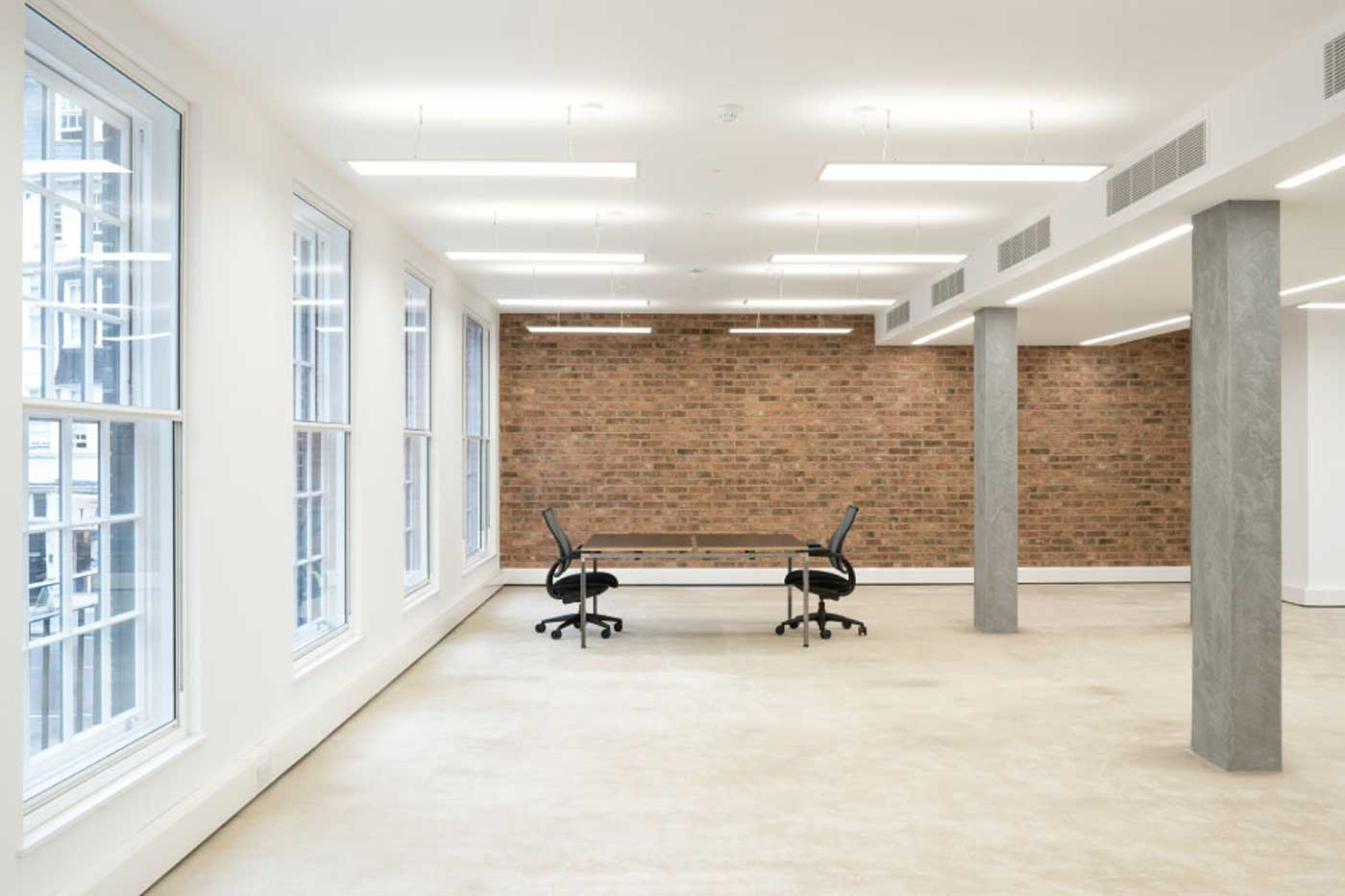 Office Space Planning & Design in London