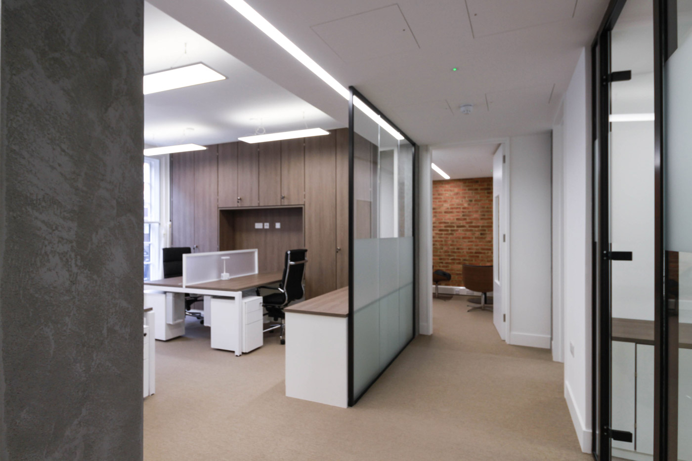 Office Interior Fit-Out Solutions